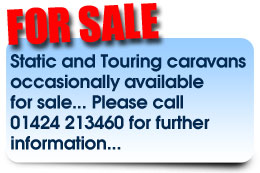 Static and Touring Caravans for Sale